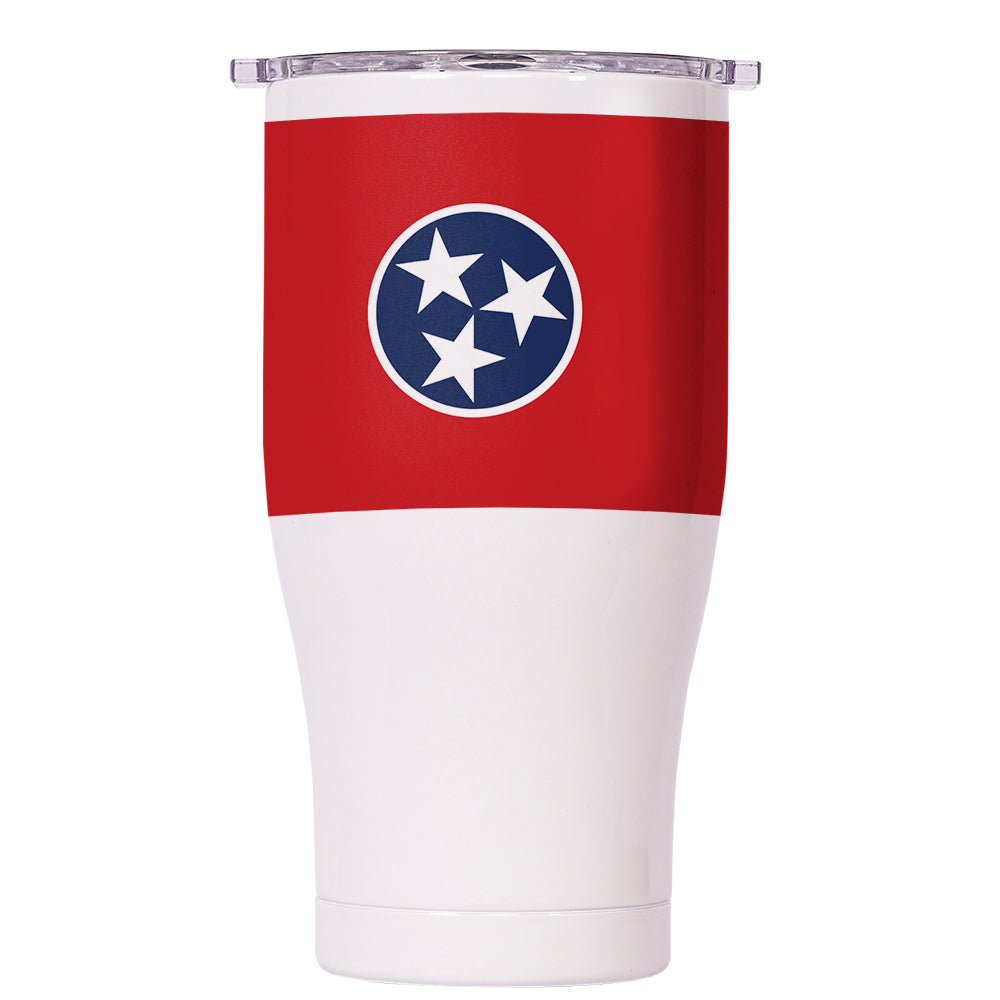 Tennessee State Flag Chaser 27oz - ORCA