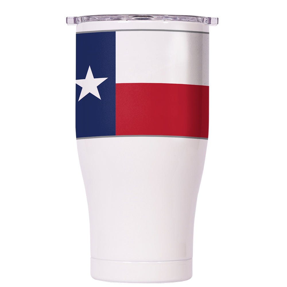 Texas State Flag Chaser 27oz - ORCA