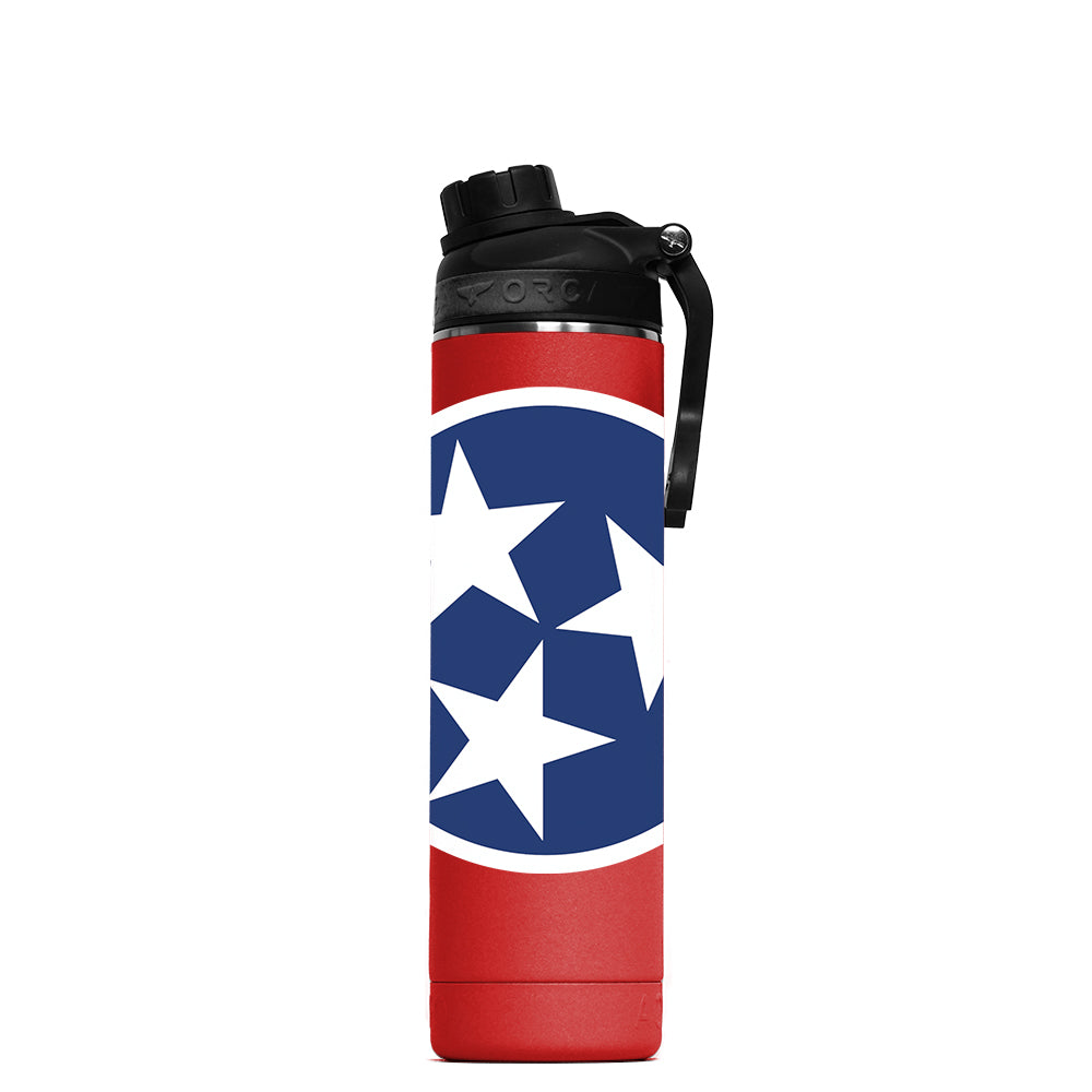 Tennessee Tristar Hydra 22 oz Red