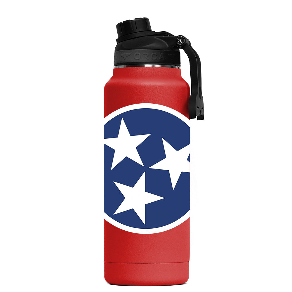 Tennessee Tristar Hydra 34 oz Red