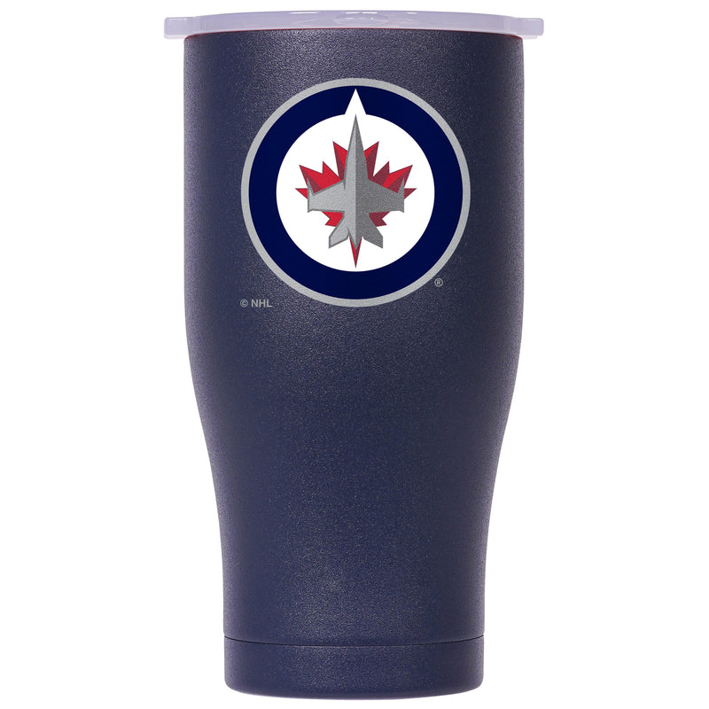 Winnipeg Jets 27oz Chaser Navy/White - ORCA