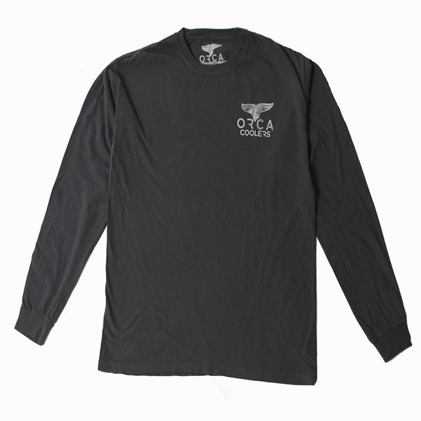 Smoke Long Sleeve Shirt - ORCA