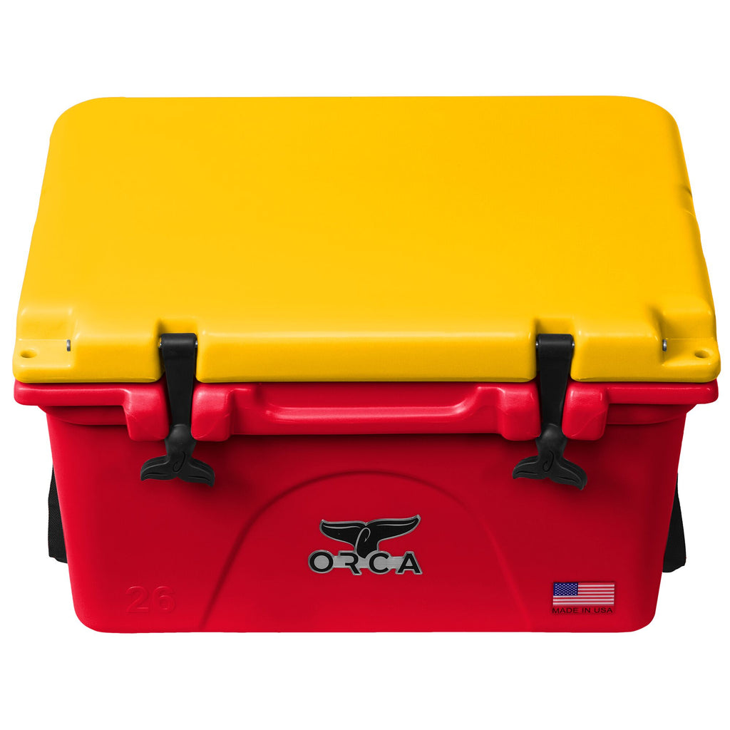 Red/Yellow 26 Quart - ORCA