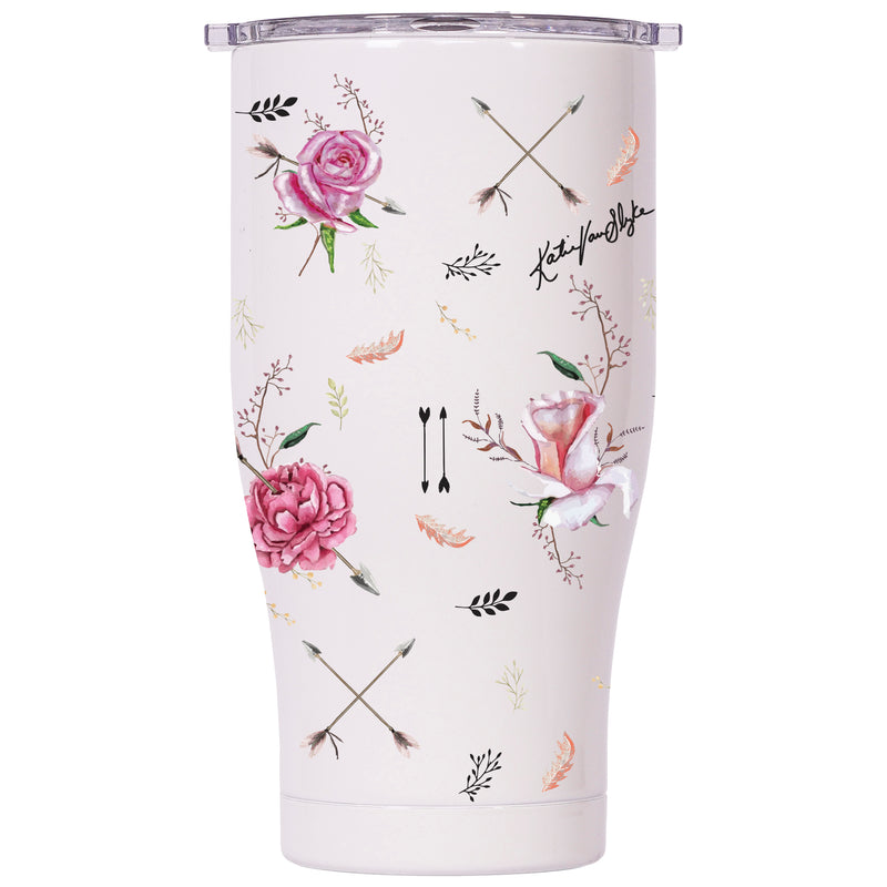 Arrows and Roses Chaser 27oz Pearl/Clear - ORCA