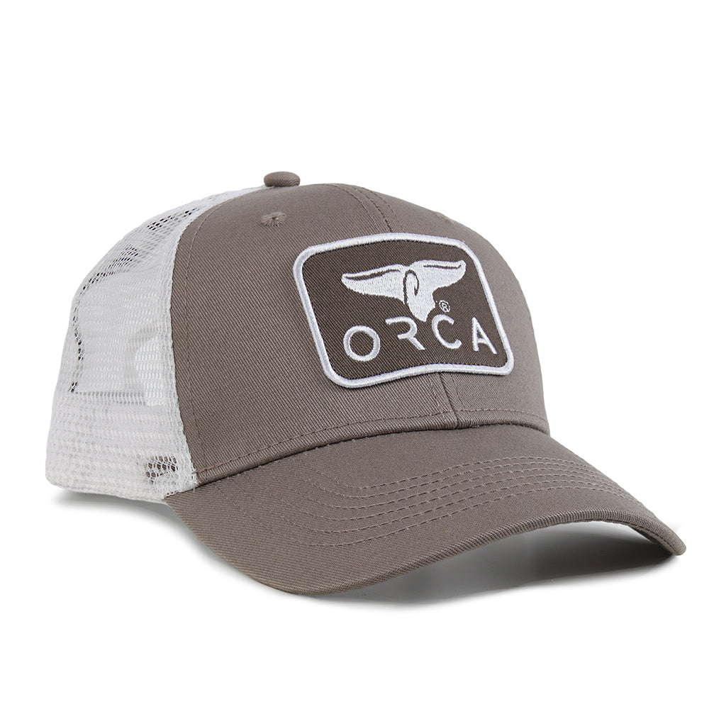 Grey Patch Hat - ORCA