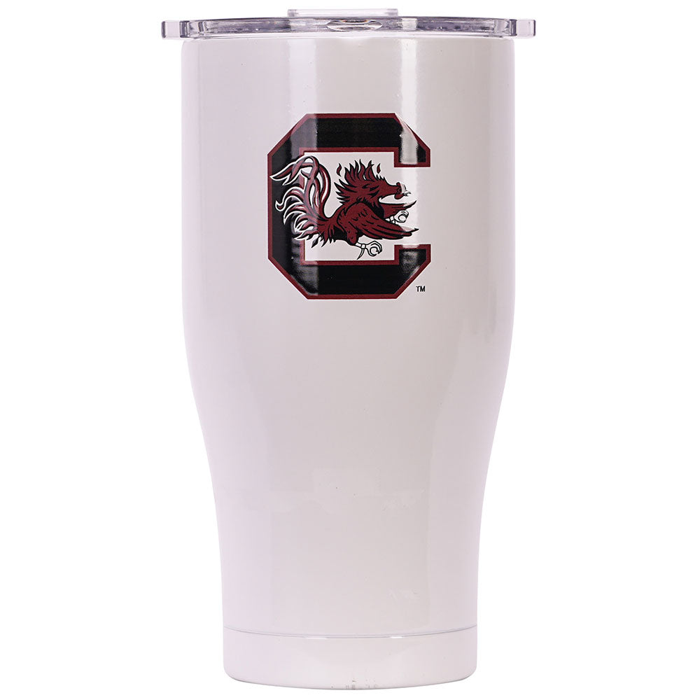 South Carolina 27oz Chaser Pearl/Clear - ORCA