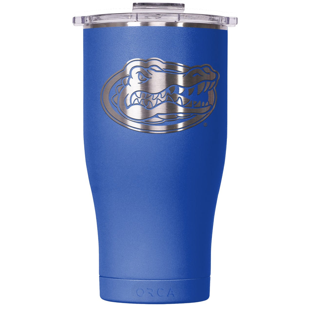 Florida 27oz Chaser Blue/Clear - ORCA