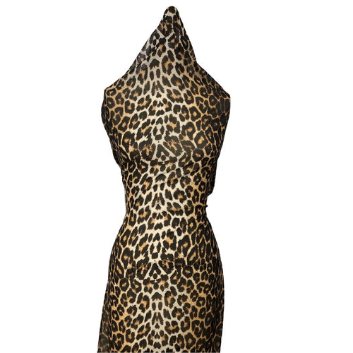 Lillie Leopard  (Fabric)