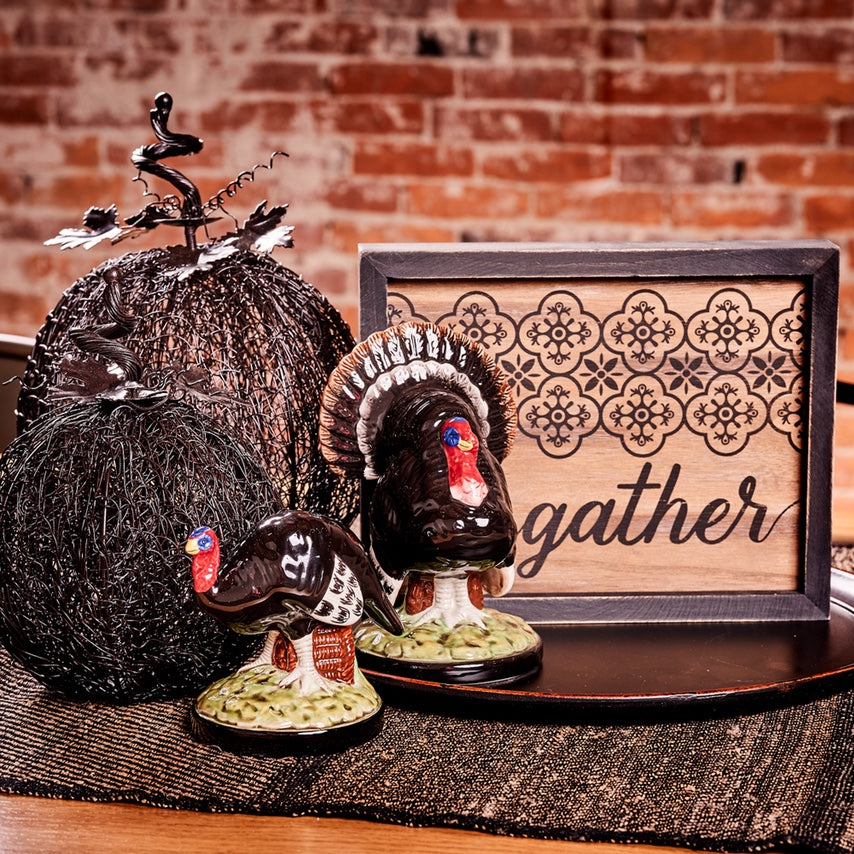 Turkeys Gather Here Box Set