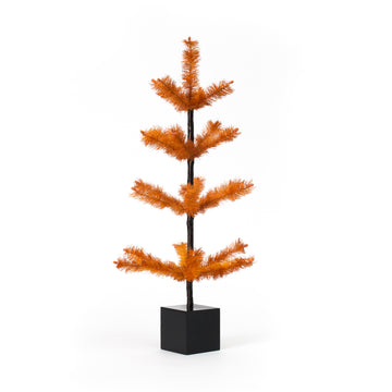 Orange Sisal Tree