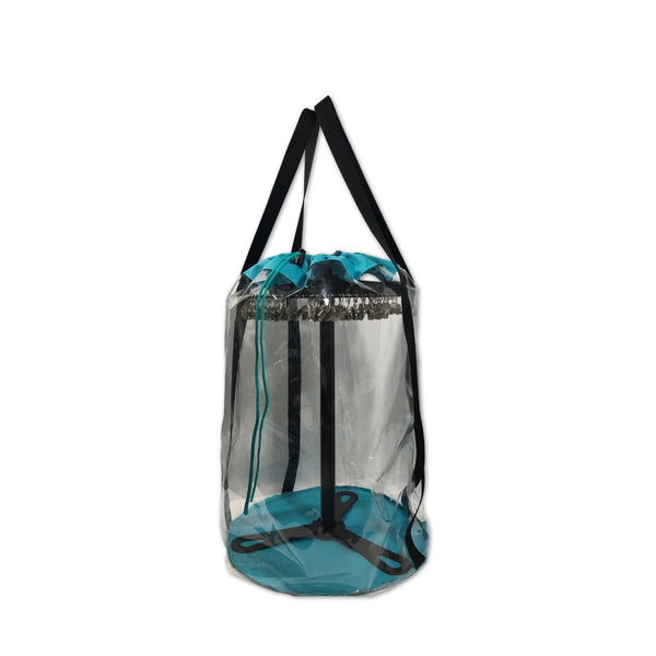 Blue Carousel Bling Roll Case (Clip and Spin Carousel sold Separately)