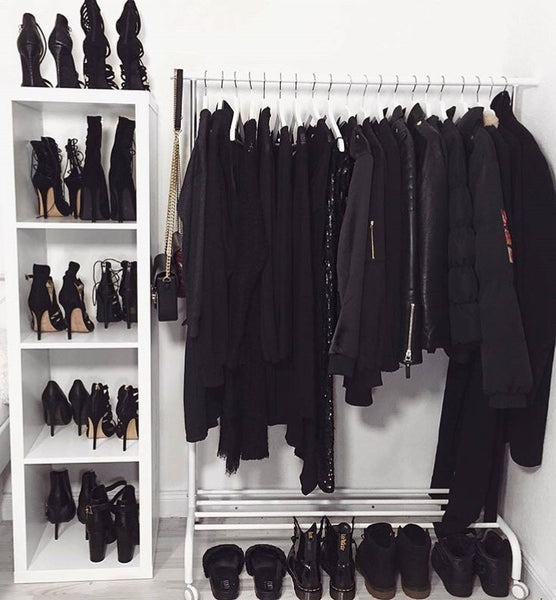 Why You Should Wear More Black