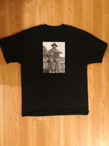Fiddler Graphic T-Shirt