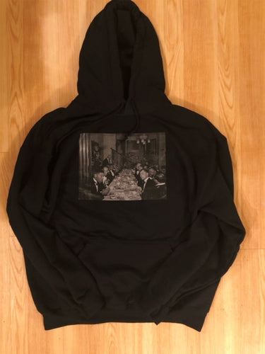 Black Social Club Graphic Hoodie