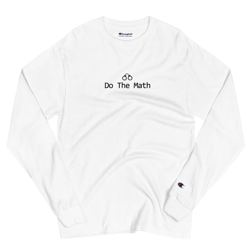 Do The Math - Long Sleeve
