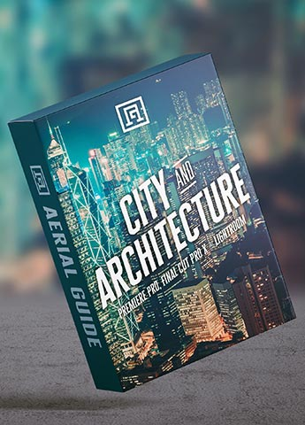 Essential City & Architecture Lightroom/LUTS Presets
