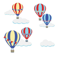 Primary Hot Air Balloons