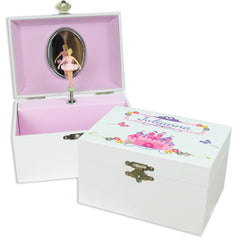 Ballerina Jewelry Boxes