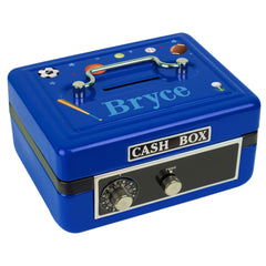 Personalized Cash Boxes