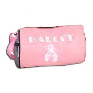 Embroidered Tap and Ballet Bag