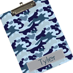 Custom Camoflage Clipboard