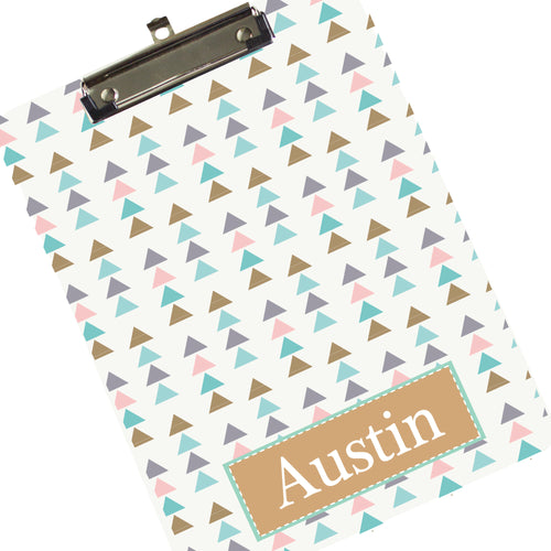 Custom Bohemian Design Clipboard