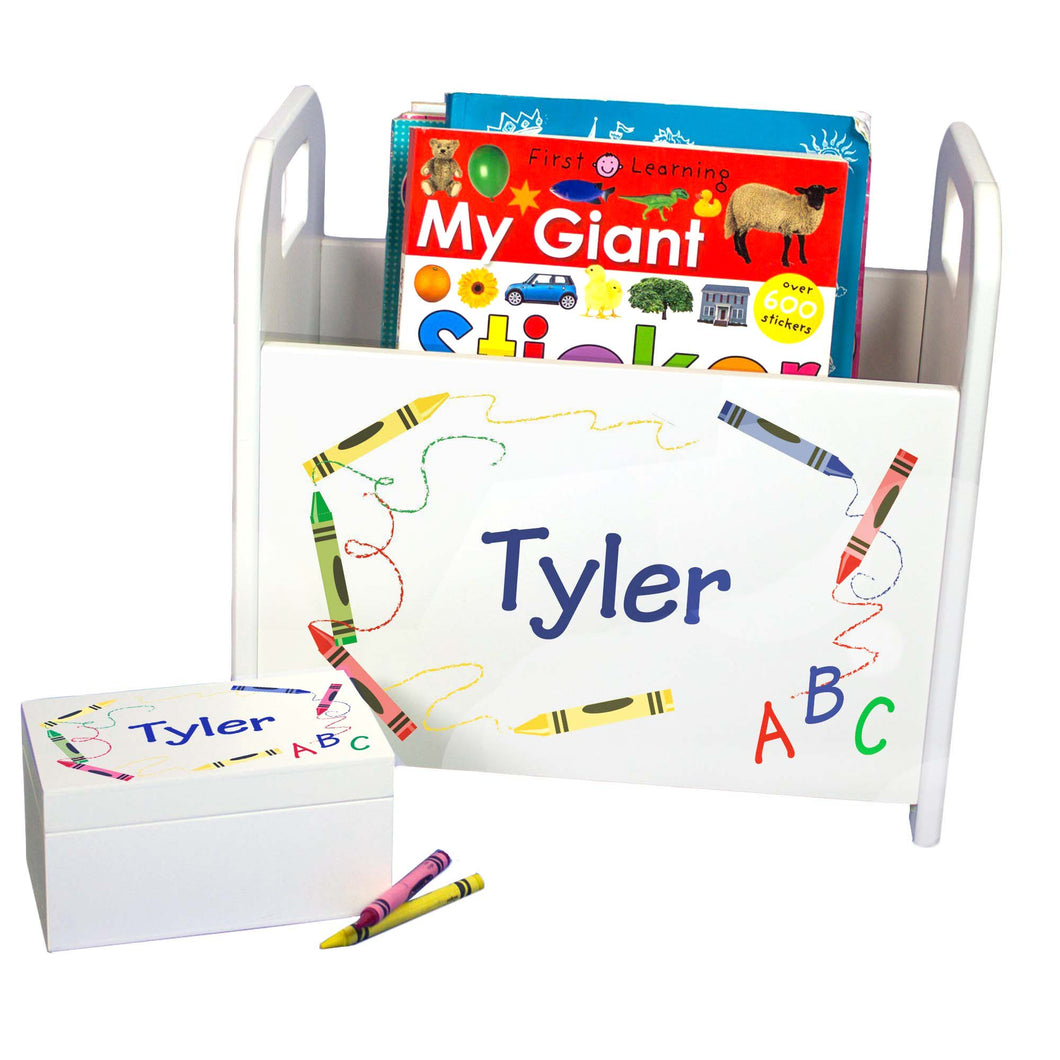 Coloring Book Gift Set