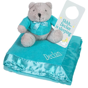 Teddy Bear Gift Set