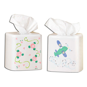 Personalized Tissue Box