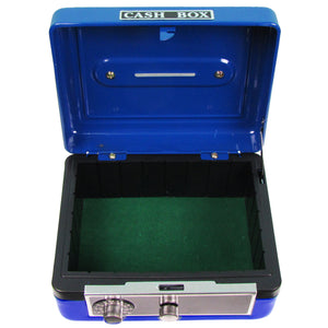 Personalized Cars And Trucks Childrens Blue Cash Box
