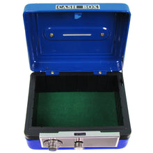 Personalized Fire Truck Childrens Blue Cash Box