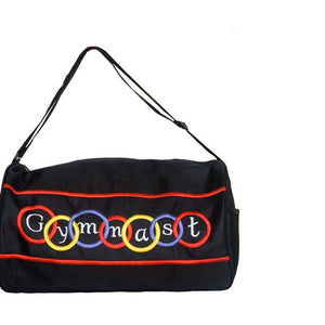 Personalized Gymnastics Duffle