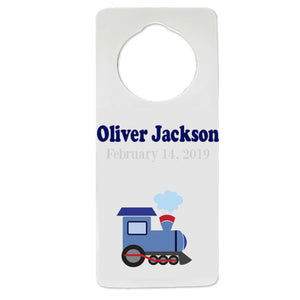 Single Train Door Hanger