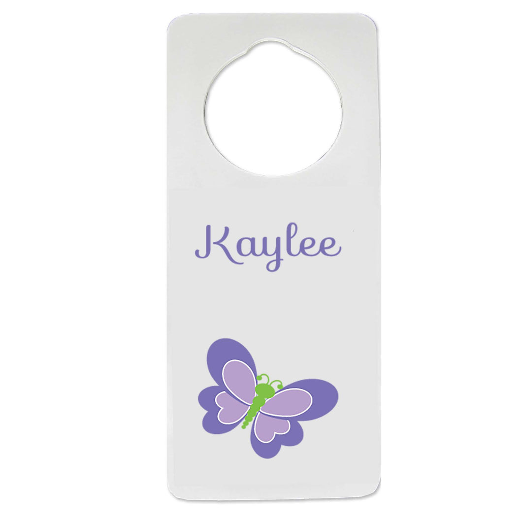 Single Butterfly Door Hanger