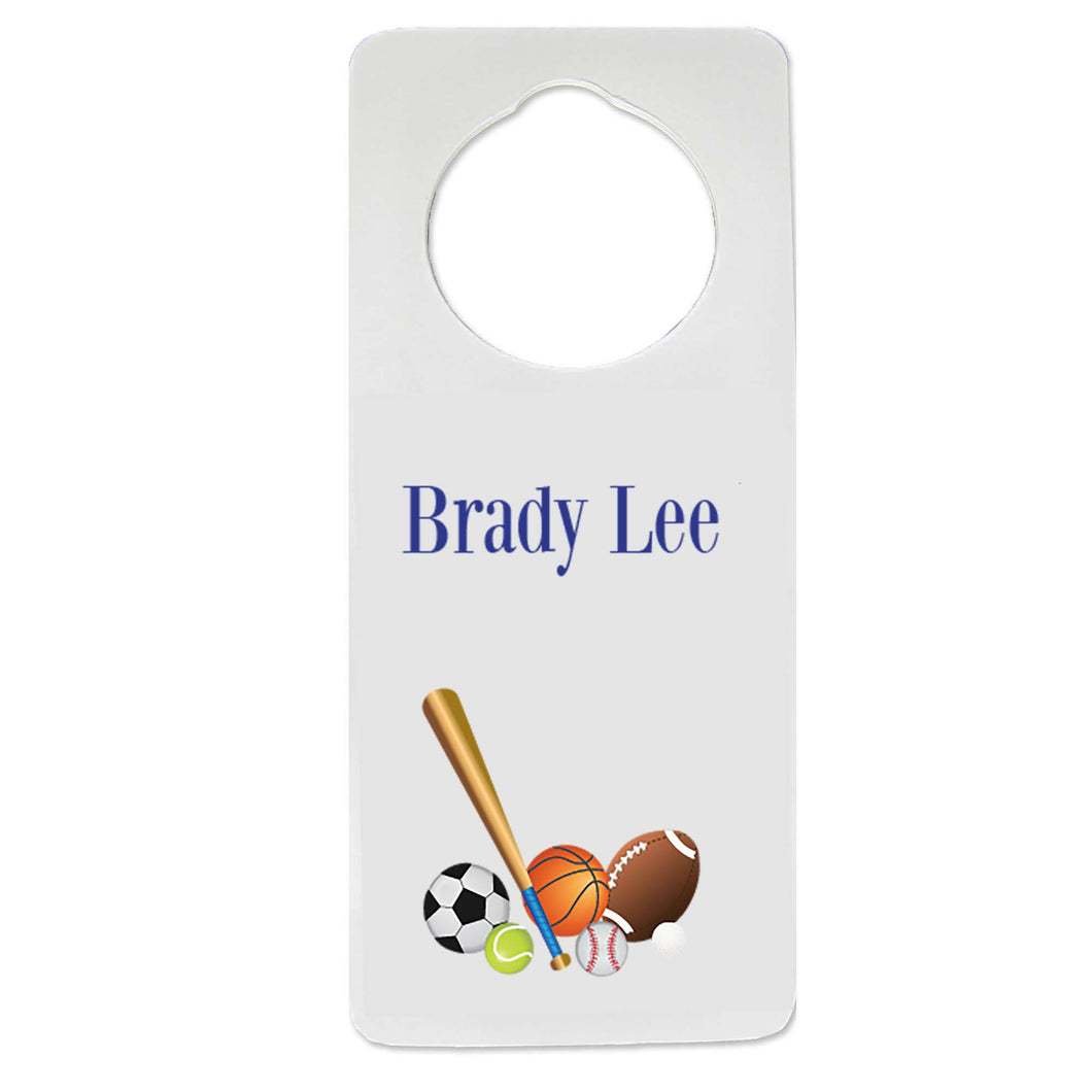 Single Sports Door Hanger