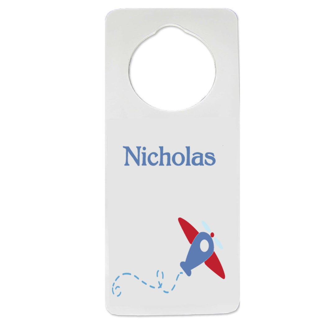 Single Plane Door Hanger
