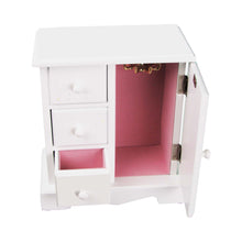 Jewelry Armoire - Golf