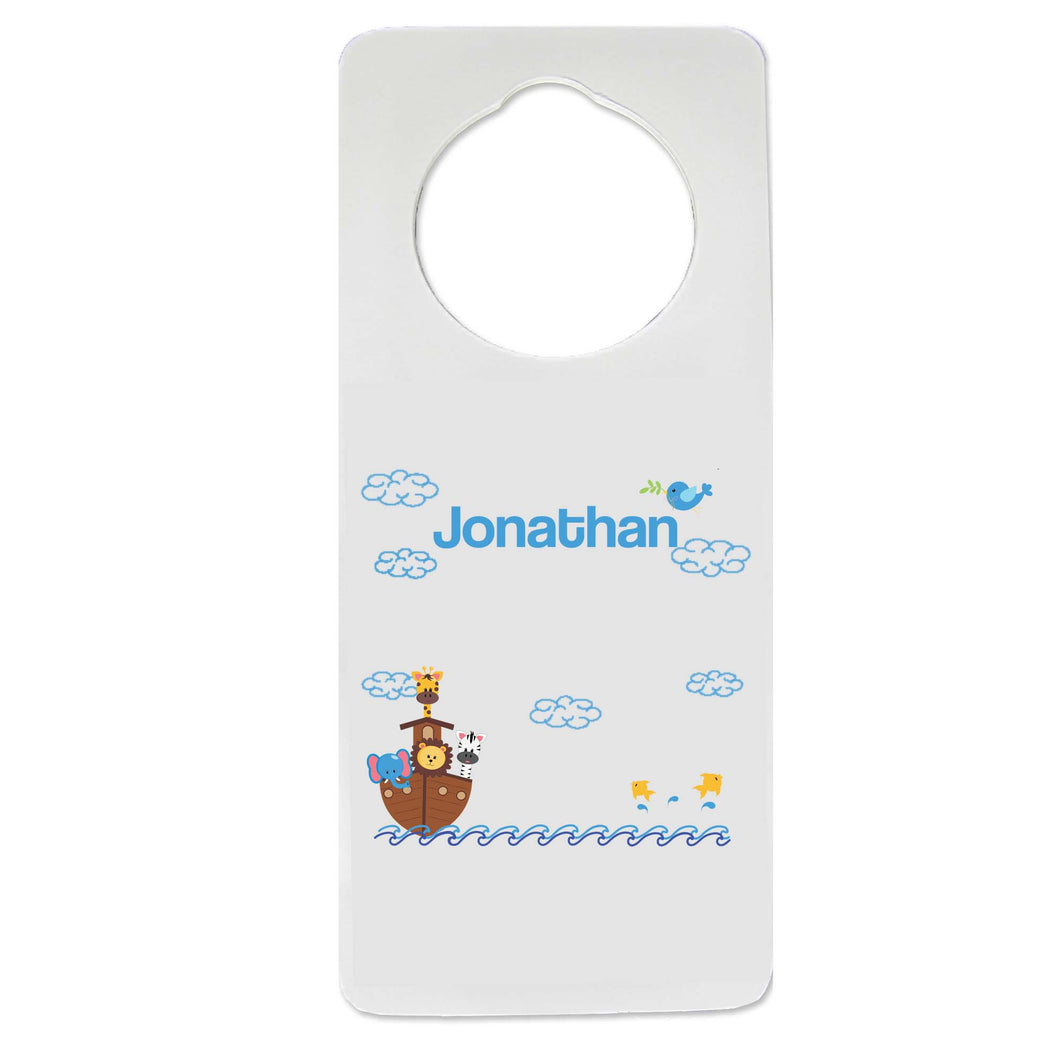 Noah's Ark Door Hanger