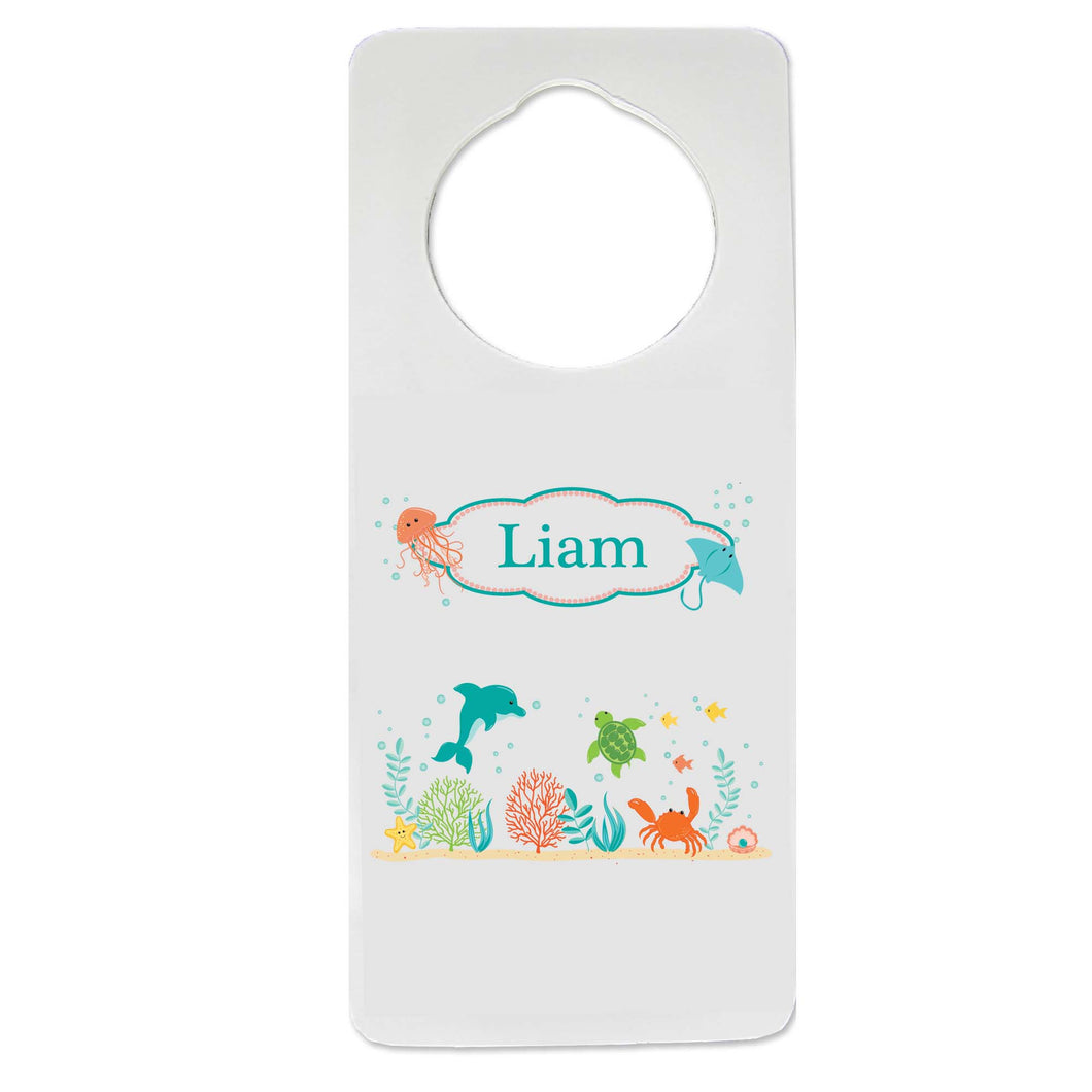 Sea Life Door Hanger