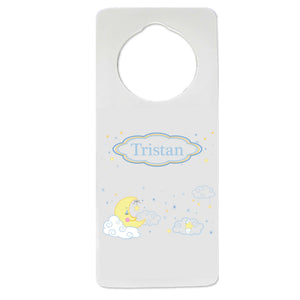 Moon And Stars Door Hanger