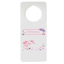 Ballet Princess Door Hanger