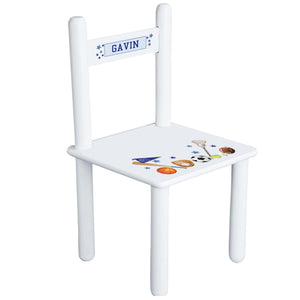 Child's Sports Chair