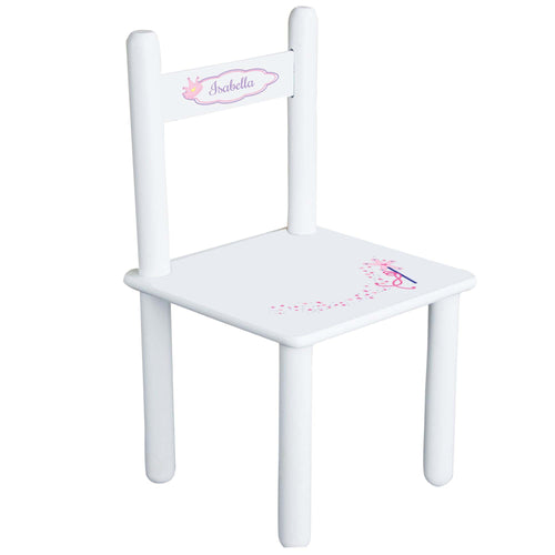 Personalized Fairy Princess Chair