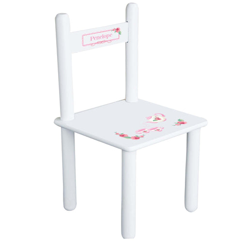 Personalized Child's Tea Party Chair