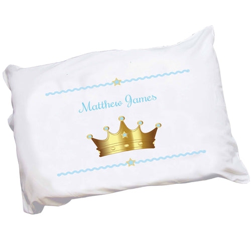 Personalized Little Prince Pillowcase for Baby boy