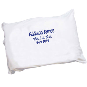 Personalized Pillowcase - Name Only