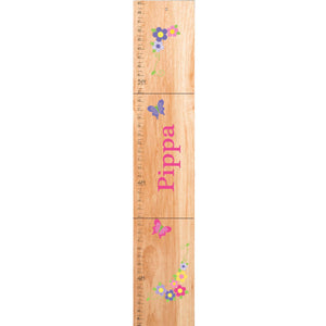 Natural Butterfly Garland Hot Growth Chart