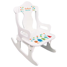 Monster Puzzle Rocker