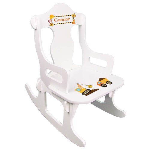 Construction Puzzle Rocker