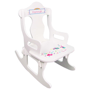 Unicorn Puzzle Rocker